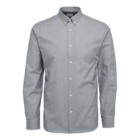 Woven Casual Shirt Grey
