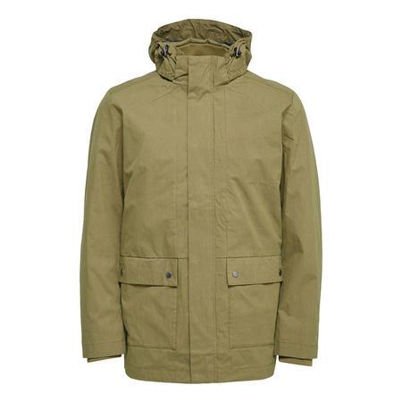 Parka Jacket Green