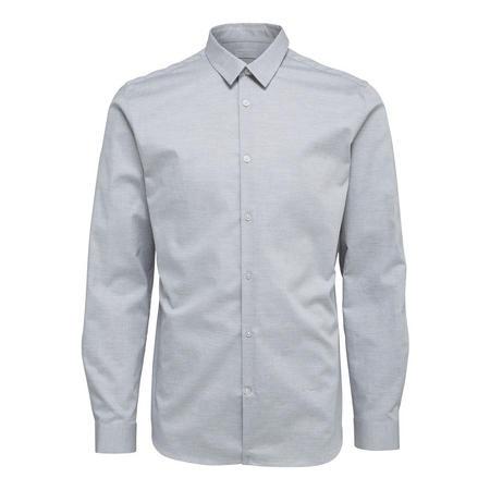 Basic Formal Shirt Grey