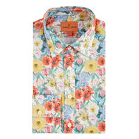 Liberty Meadow Melody Formal Shirt Multicolour