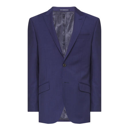 Mohr Suit Jacket Blue