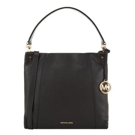 Lex Hobo Bag Medium Black