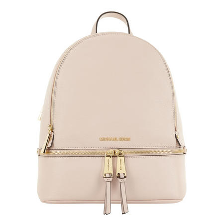 Rhea Backpack Medium Pink