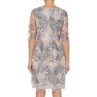 Floral Detail Dress Multicolour
