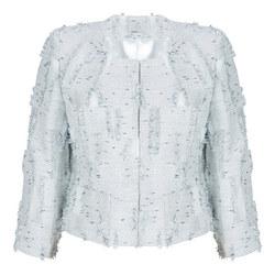 Alyssa Tweed Jacket White