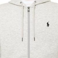 Logo Full Zip Sweatshirt