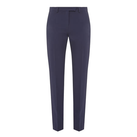 Classic Tailored Trousers Navy