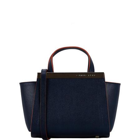Mini Shopper Bag Navy