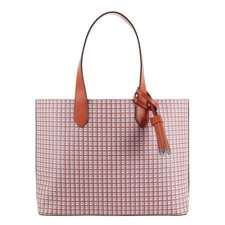 Printed Shopper Bag Multicolour