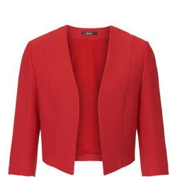 Cardinal Blazer Red