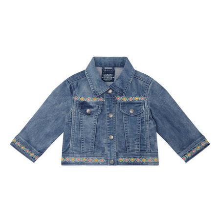 Babies Denim Jacket Blue