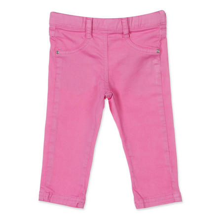 Babies Pull On Jeggings Pink