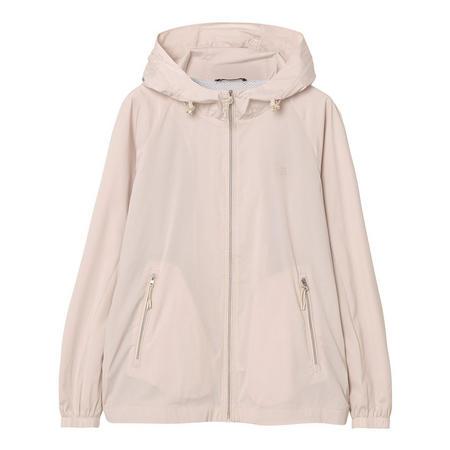 Windbreaker Jacket Beige
