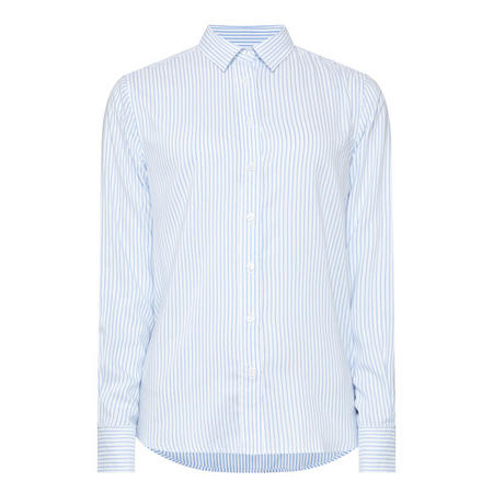 Oxford Striped Shirt Multicolour