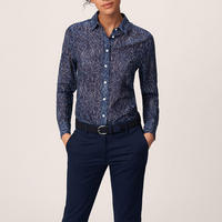 Full Bloom Shirt Navy