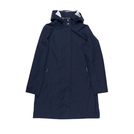 All Weather Parka Jacket Navy