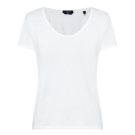 Pima Cotton T-Shirt White