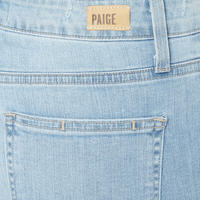 Hoxton Straight Ankle Frill Jeans Blue