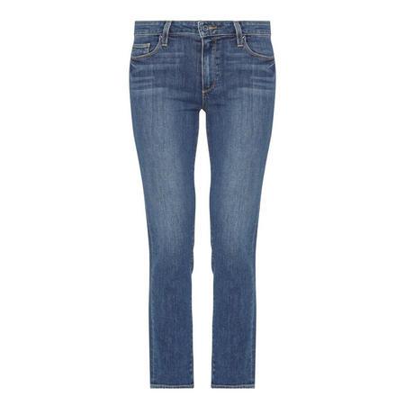 Jacqueline Straight Fit Jeans Blue