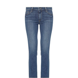 Jacqueline Straight Fit Jeans Blue