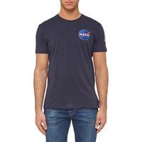 Space Shuttle T-Shirt Black