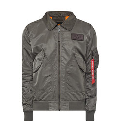 CWU LW PM Bomber Jacket Green