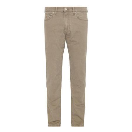 Dusty Regular Straight Jeans Beige