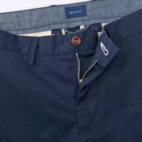 Twill Shorts Navy