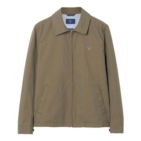 The Windcheater Jacket Green