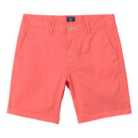 Summer Chino Shorts Orange