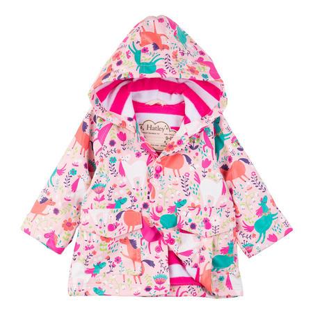 Babies Horse Coat Pink