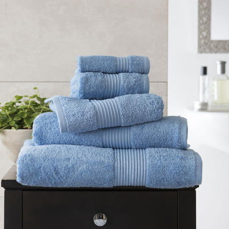 Deyong Bliss Towel Blue