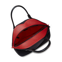 Peekaboo Large Lexy Shoulder Bag Black