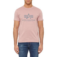 Basic T-Shirt Salmon Pink