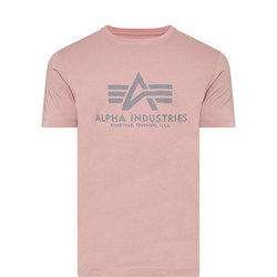 Basic T-Shirt Salmon Pink