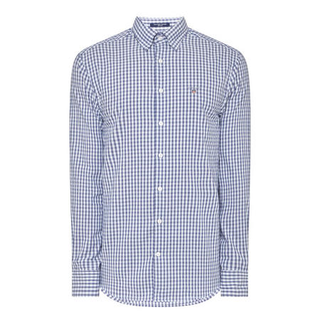 Tech Prep Oxford Gingham Shirt Multicolour
