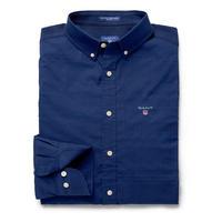 Classic Long Sleeve Shirt Blue