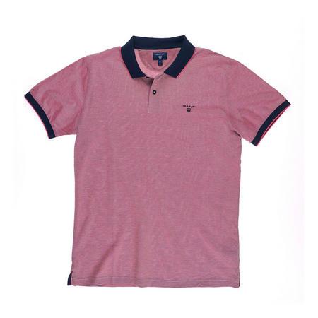 Four Colour Polo Shirt Pink