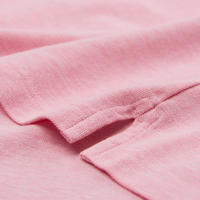 Short Sleeve Pique Polo Shirt Pink