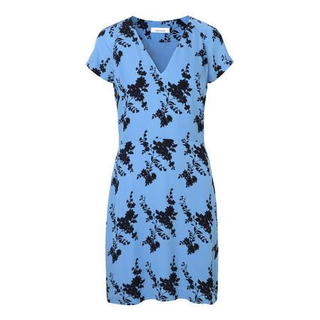 Frida Dress Blue