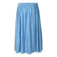 Nadia Midi Skirt Blue