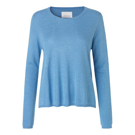 Cane Sweater Blue
