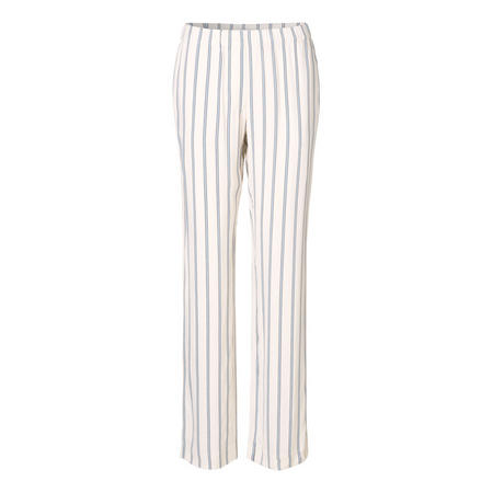 Hoys Striped Trousers Cream