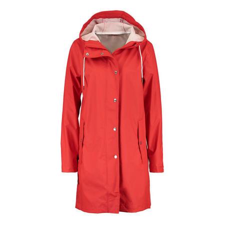 Stala Waterproof Jacket Red