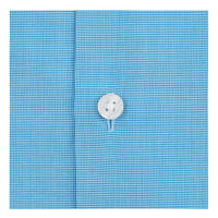 Puptooth Slim Fit Formal Shirt Blue