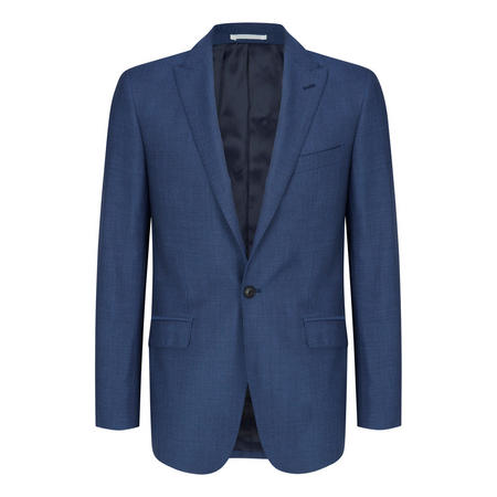 Tonic Suit Jacket Blue