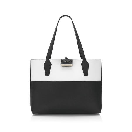 Bobbi Reversible Two-Tone Tote Bag Multicolour