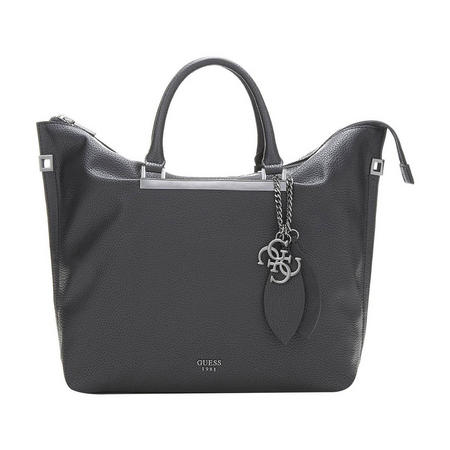 Lou Satchel Bag Black