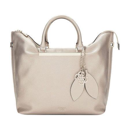 Lou Satchel Bag Metallic