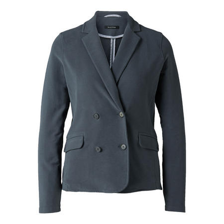 Double Breasted Blazer Navy